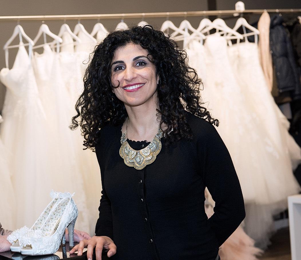 Hochzeitskleider Enschede, Sam's Brautkleider