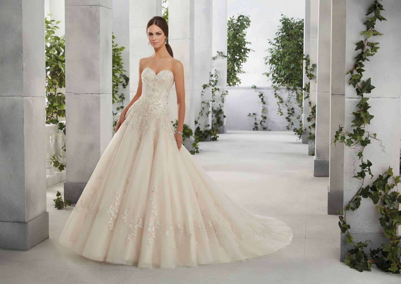 Ungewöhnlich Mori Lee Hochzeitskleid Preise Fotos - Brautkleider ...