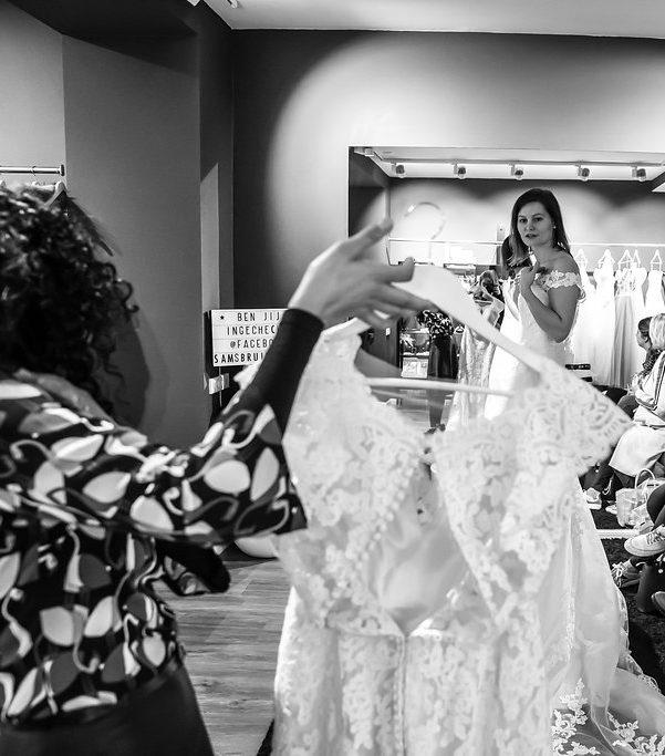 Wann Brautkleid Kaufen? | Sam\'s Brautkleider Enschede